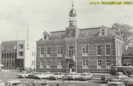 Deurne - Gemeentehuis Met Boerenleenbank [AA48-5.539 - Deurne