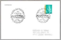 FERIA DEL TURISMO EN GALICIA - Fair Tourism In Galicia. Pontevedra 1994 - Otros
