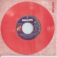 """45 Tours SP - CLAUDE FRANCOIS  - PHILIPS 370864 -  """" MON COEUR EST UNE MAISON VIDE """" + 1 ( JUKE-BOX ) - Other - French Music"""