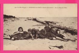 CPA (Réf: Z 2765) Andernos-les-Bains (33 GIRONDE) Sur La Plage Du Betey (Bassin D'Arcachon) (animée) - Andernos-les-Bains