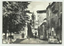 GRADOLI - VIA INDIPENDENZA - VIAGGIATA  FG - Viterbo