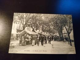 Antibes Le Marché Cours Massena - Autres
