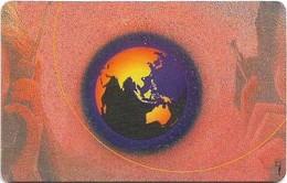Australia - Telstra - Full ISO Old GSM, Planet Earth, Used - Australia