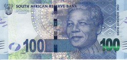 SOUTH AFRICA 100 RAND ND (2015) P-1421 AU/UNC  [ZA770b] - Sudafrica