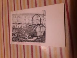 Cartolina Postale, Ricordo Del Matrimonio Del Principe Amedeo Di Savoia E Letizia Bonaparte - Royal Families