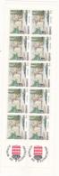 Monaco - Carnet - 1992 - Non Plié - N° 7 Et 8 ** N° 1832 Et 1833 - Booklets