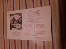 Cartolina Postale 1933, Orvieto, Monumento Agli Ex Alunni, Palazzo Clementini, Opera Di Paolo Pollidori - Terni