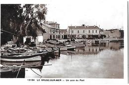 ! - France - Le Brusc-sur-Mer - Un Coin Du Port - 2 Scans - Frankrijk