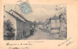 70 - CPA  QUERS La Grande Rue - France