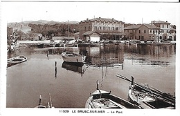 ! - France - Le Brusc-sur-Mer - Le Port - 2 Scans - Frankrijk