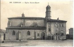 D87 - LIMOGES - EGLISE SAINTE MARIE - Limoges