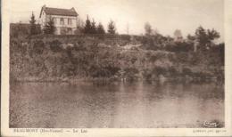 D87 - BEAUMONT - LE LAC - Villa En Hauteur - Carte Sépia - Other Municipalities