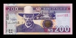 Namibia 200 Dollars 1996 (2003) Pick 10b SC UNC - Namibia