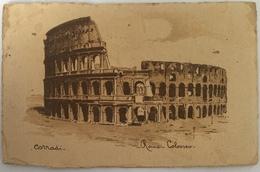 V 71111  Roma - Colosseo ( Corradi ) 1919 - Coliseo