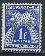 France Libération Bordeaux Mayer 14 Type II XX / MNH - Liberation
