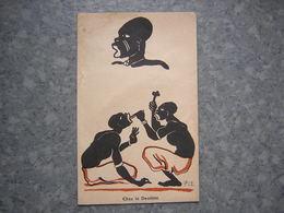AFRIQUE - ILLUSTRATEUR P. A. - CHEZ LE DENTISTE - Altri