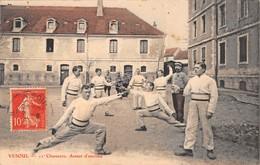 70 - CPA VESOUL 11ème Chasseurs Assaut D'escrime - Vesoul