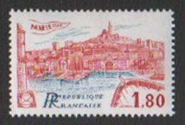 France Neuf Sans Charnière 1983 Philatélie  Congrès Associations Philatéliques Ville  Marseille YT 2273 - Francia