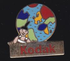 63042-Pin's.Photo.signé Kodak.. - Fotografie