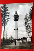 Sender Kulpenberg - Fernsehturm Kyffhäuser -  1964 - Thüringen - Echtfoto - Deutscher Funkturm - - Kyffhäuser
