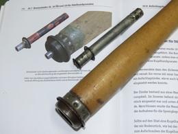SUPERBE MANCHE DE GRENADE ALLEMANDE Mle 1916/1917 !!! - 1914-18