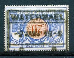 "TR 30 - ""WATERMAEL"" - (ref. 30.934) - Chemins De Fer"