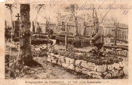 DC50 - Ich Hatte Einen Kameraden Feldpost Kriegergräber Im Feindesland - Weltkrieg 1914-18