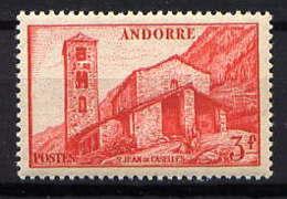ANDORRE - 120* - SAINT JEAN DE CAZELLAS - Ongebruikt