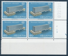 BIT 105 Viererblock Einwandfrei Postfrisch/** - MNH - Officials