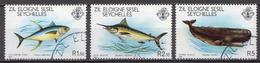 Seychelles Zil Eloigne Used Set - Marine Life