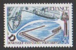 France Neuf Sans Charnière 1977  Ville Port De Dunkerque YT 1925 - Francia