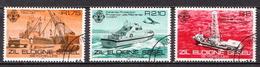 Seychelles Zil Eloigne Used Set - Ships