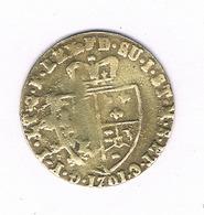 TOKEN   1701  GROOT BRITANNIE /1766// - Groot-Britannië