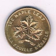 TOKEN   1967 CANADA /1767/ - Canada