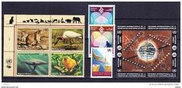 Uno Geneve 1994 Nr 263/73 ** Mooi Lot Krt 3815 , KOOPJE, Bieden Vanaf 1 € - Collections (without Album)