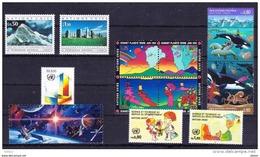 Uno Geneve 1992 Nr 222/34 ** Mooi Lot Krt 3816 , KOOPJE, Bieden Vanaf 1 € - Collections (without Album)