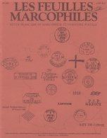 Les Feuilles Marcophiles - N°235 - Voir Sommaire - Frais De Port 2€ - Philatélie Et Histoire Postale