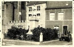 CPA - Belgique - Ham-sur-Heure - Le Monument - Ham-sur-Heure-Nalinnes