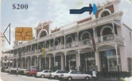 PHONE CARD ZIMBAWE (E59.16.2 - Simbabwe