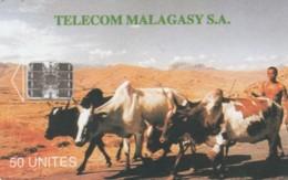 PHONE CARD MADAGASCAR (E59.18.2 - Madagaskar