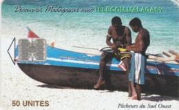 PHONE CARD MADAGASCAR (E59.19.4 - Madagascar