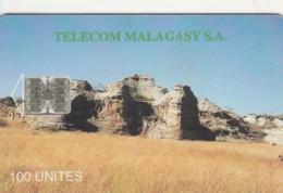 PHONE CARD MADAGASCAR (E59.19.7 - Madagascar