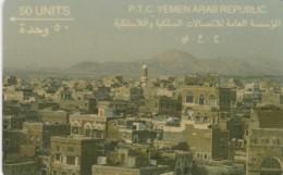 PHONE CARD YEMEN (E59.27.8 - Jemen