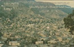 PHONE CARD YEMEN (E59.28.1 - Jemen
