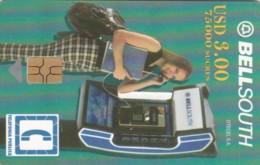 PHONE CARD ECUADOR (E59.29.1 - Ecuador