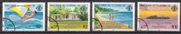Seychelles Zil Elwagne Used Set - Holidays & Tourism