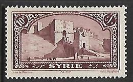 SYRIE N°165 N* - Syrie (1919-1945)
