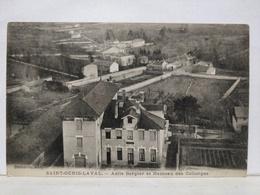 Saint Genis Laval. Asile Bergier Et Hameau Des Collonges - Altri Comuni