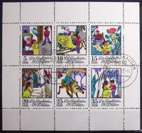 ALLEMAGNE Rep.Démocratique                  N° 1493/1498                        OBLITERE - Used Stamps