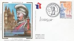 3164 CONGRES DUNKERQUE 5/98 Signé LAVERGNE - 1990-1999